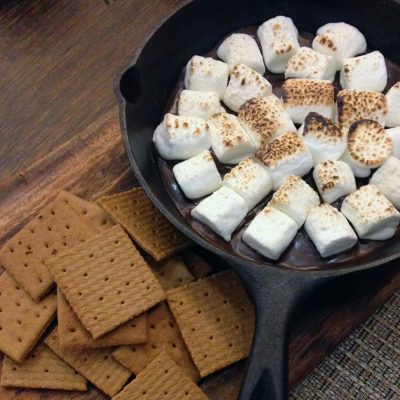 Step-By-Step Recipe For Weed S'mores Nachos