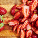 Step Up Your Snacking With This THC Strawberry Angel Food Treat