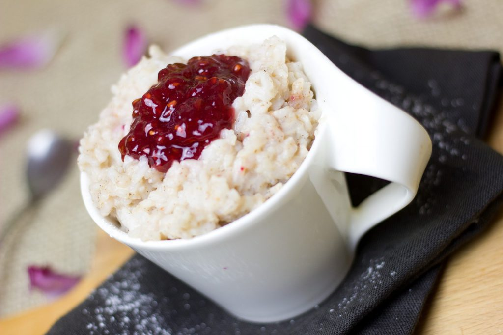 Take Dessert To The Next Level With This Creamy Cannabis Rice Pudding