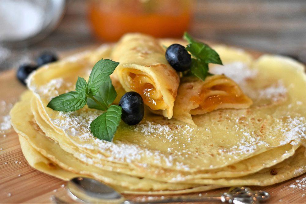 How To Make Cinnamon Cannabis Pancakes At Home Pancakes