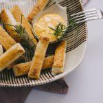 Simple Recipe For Ganja Garlic Breadsticks