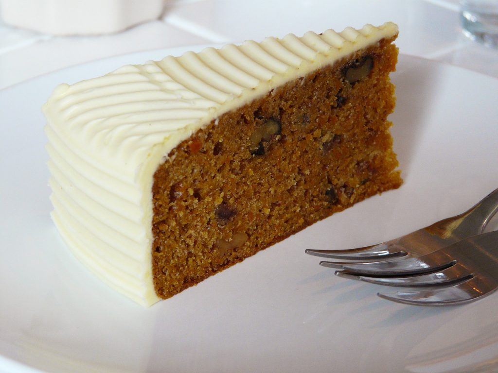 Super Simple Recipe For Cannabis Carrot Pineapple Cake