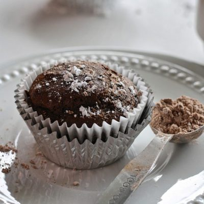 These THC Black Bottom Cupcakes Are The Perfect Treat