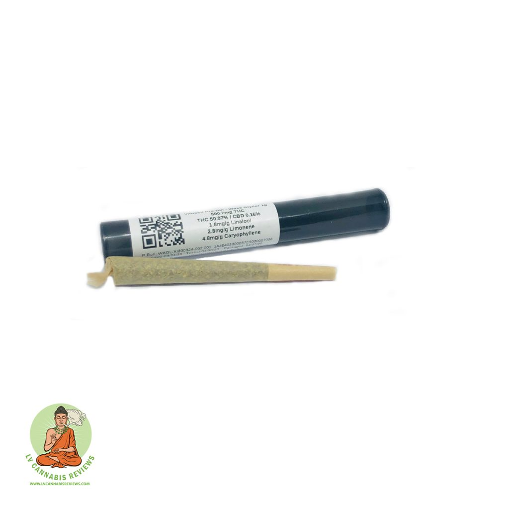 Wave Glyder Infused pre-roll