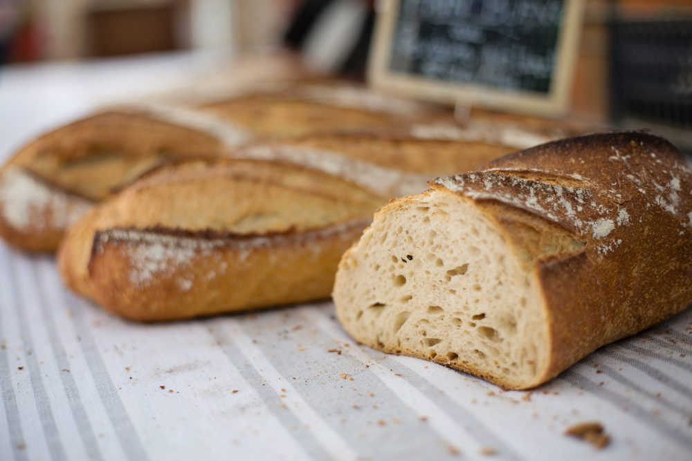 Kick Your Dinner Up A Notch With Some THC Rosemary Bread