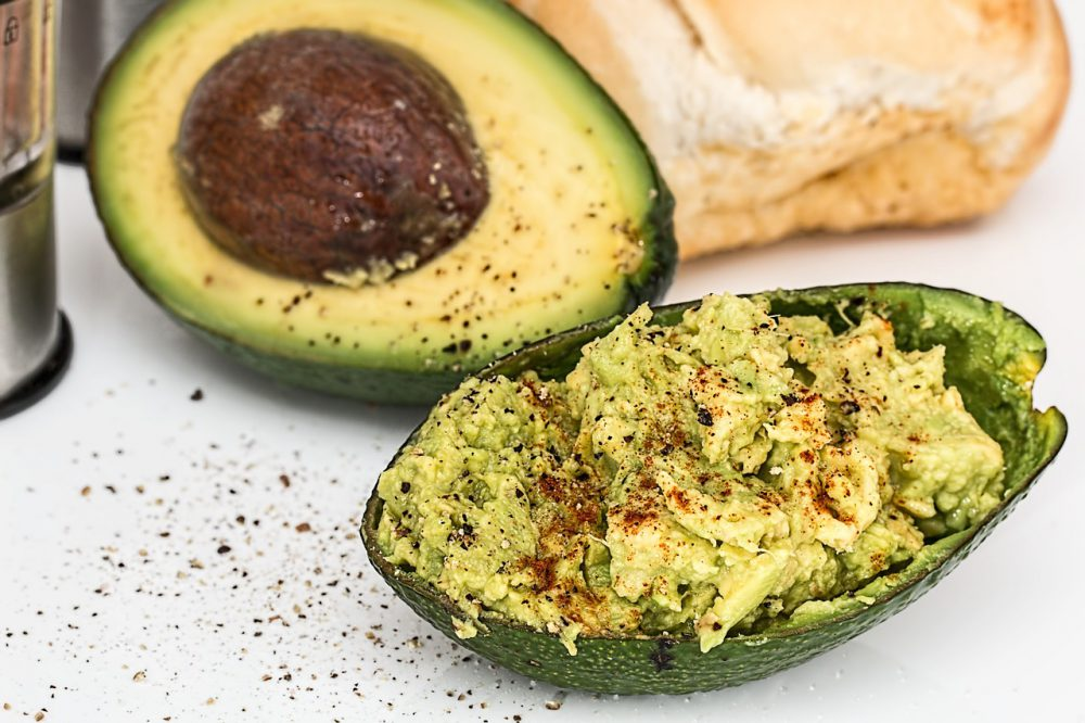 This Keto Cannabis Avocado Dessert Is Simple (And Strong)