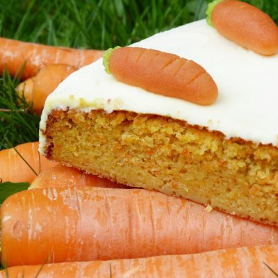 This Cannabis Carrot Cake Recipe Is Remarkably Easy