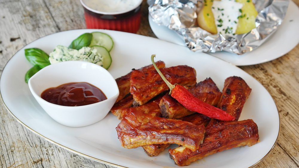 This Marijuana Baby Back Ribs Recipe Is Scrumptious (And Strong)