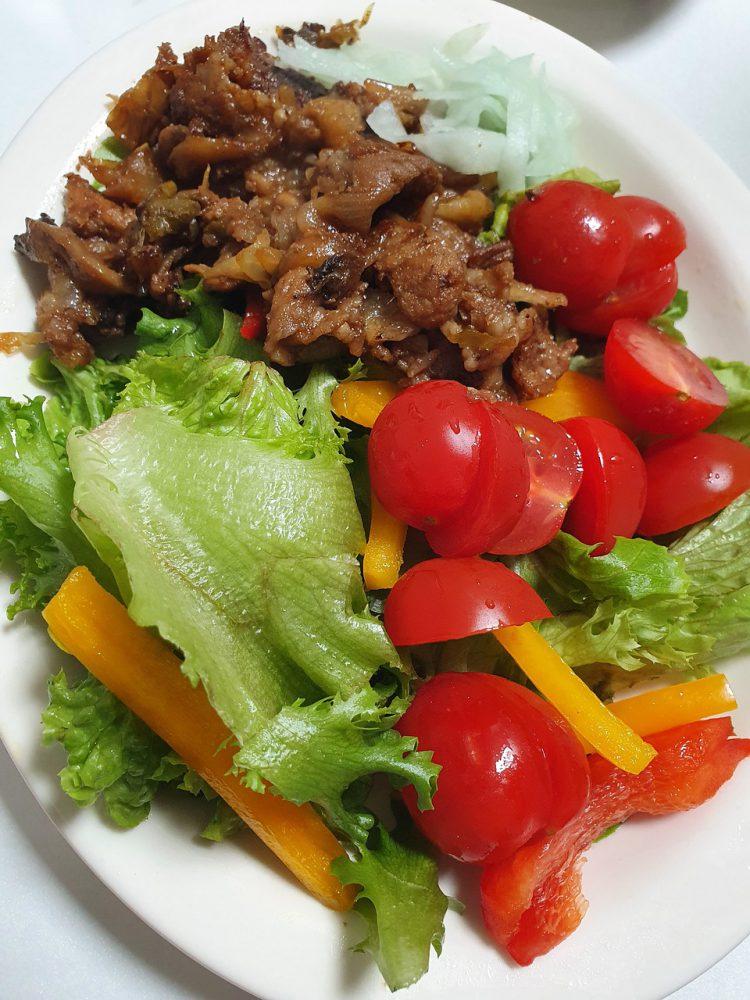 Treat Yourself To Some THC Beef Bulgogi